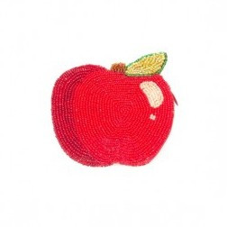 Purse Beads - Apple