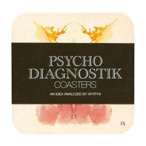 Coasters - Psycho Diagnostik