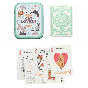 Playing Cards - Cat Lovers