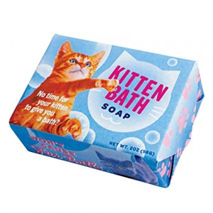 Soap - Kitten Bath