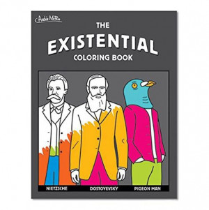 The Existential Coloring Book | AboutNow.nl