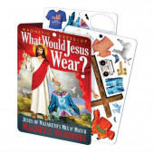 Magnetische Dress-Up - What Would Jesus Wear?