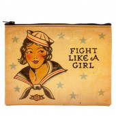 Etui L - Fight Like A Girl