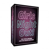 Trivia Kaartspel - Girls Night Out