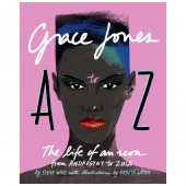 Boek - Grace Jones A-Z