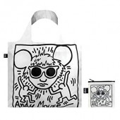LOQI Tas Museum - Keith Haring Andy Mouse