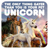 Onderzetter - Your Pet Unicorn