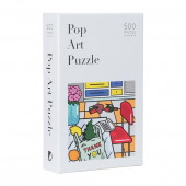 Puzzel - Pop Art