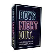 Trivia Kaarten - Boys Night Out
