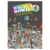 Boek - Where's Bowie?
