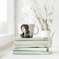 koffiebeker Amy Winehouse