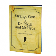 Notitieboek Libri Muti - Strange Case of Dr. Jekyll and Mr. Hyde