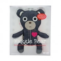 Hot Water Bottle - Huggable Bear Blue