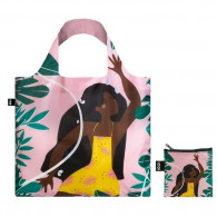 LOQI Tote - Jungle Fairy