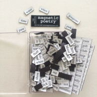 Magnetic Poetry - Original English