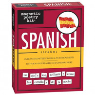 Magnetic Poetry - Spanish