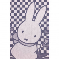Tea Towel - Nijntje/Miffy Bike