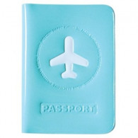 Paspoorthoes - Happy Flight Blauw
