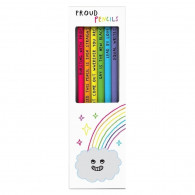 Pencil Set - Proud