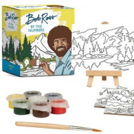 Painting Kit - Bob Ross By The Numbers