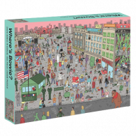 Where's Bowie puzzel   AboutNOw.nl